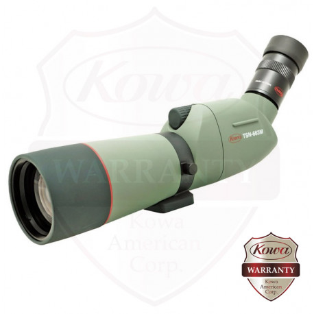 TSN-663M 66mm Angled Body High Performance Spotting Scope with PROMINAR XD Lens