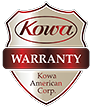 Kowa America Authentic Warranty
